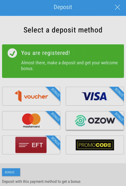 how to register on sportingbet