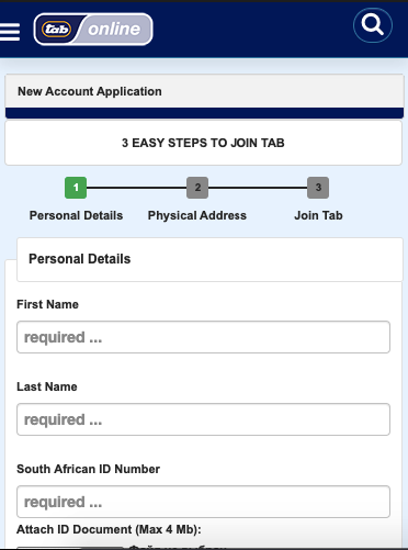 How to register on soccer 6 - Steps by steps