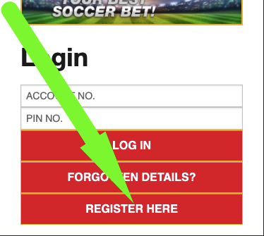 soccer6 registration tutorial