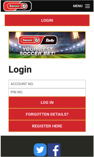 how to reset password on soccer 6